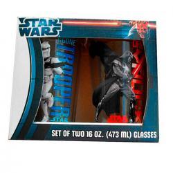Imagem do produto 2 Copos Star Wars 473 ML