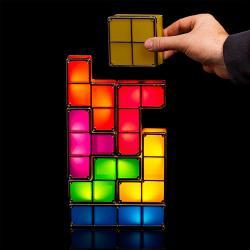 Imagem do produto Abajur Tetris em LED