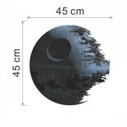 Imagem do produto Adesivo de Parede Estrela da Morte - Star Wars