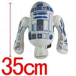 Imagem do produto Boneco de Pelúcia R2D2 Star Wars