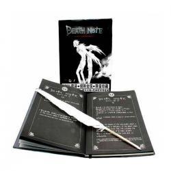 Imagem do produto Caderno Death Note com pena caneta