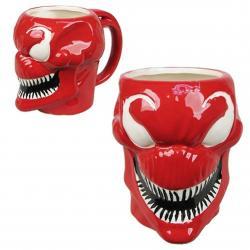 Imagem do produto Caneca de café Carnificina - Cerâmica moldada Cara Carnificina