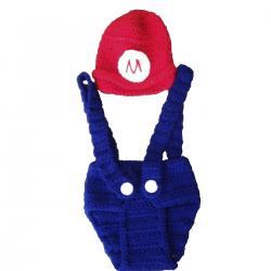 Imagem do produto Conjuntinho Super Mario de Bebe -