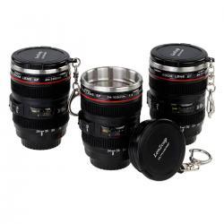 Imagem do produto Conjunto 3 canecas Lentes da Canon