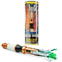 Imagem do produto Doctor Who Chave de fenda sônica do 12º Doctor
