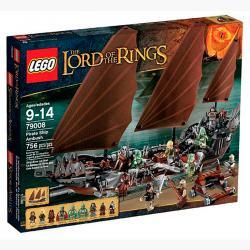 Imagem do produto Lego - Senhor dos Anéis - Navio Pirata