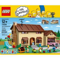 Imagem do produto Lego Simpsons