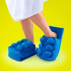 Imagem do produto Pantufa Lego - Azul