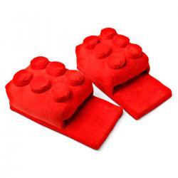 Imagem do produto Pantufa Lego - Vermelha