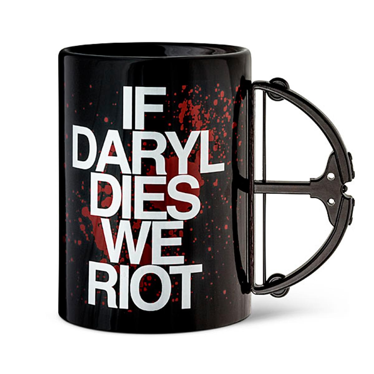 5c2ce14db4 NerdMania - Marcas / The Walking Dead / The Walking Dead - Caneca - Daryl  Dixon - THE WALKING DEAD