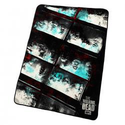 Imagem do produto The Walking Dead - Cobertor - Cabeças de Zumbi no tanque